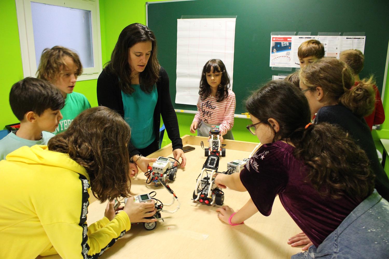 Aprendiendo A Crear Robots Con Puntería